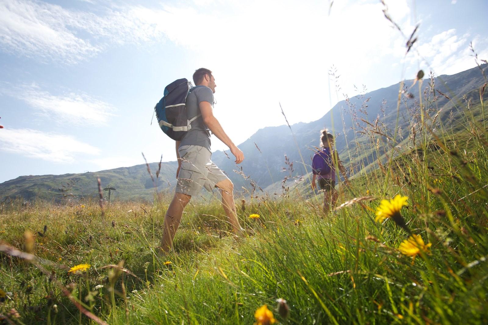 Les vacances d'été dans les Alpes : tentant !